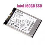 "598782-001 583511-001 Intel  X18-M SSDSA1M160G2HP 160GB 1.8"" SATAII MLC Internal Solid State Drive SSD"