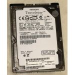 "Hitachi Travelstar 5K100 HTS541080G9SA00 80 GB Internal 5400 RPM 2.5"" 0A26924 Hard Drive DA1265 X6J0XGHM"